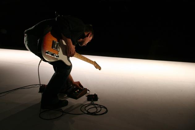 Duende eléctrico - Benjamin Dupé