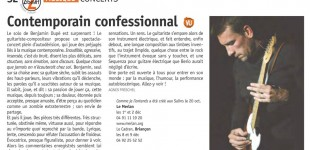"La presse sur ""Comme je l'entends""The press about ""As I hear it"""