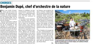 """La presse sur """"Curieux de nature"""""""