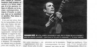 """La presse sur """"Comme je l'entends""""The press about """"As I hear it"""""""
