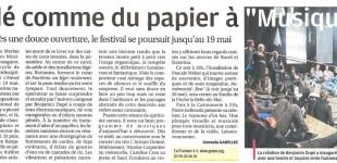 """La presse sur """"Fantôme, (...)""""The press about """"Ghost, (...)"""""""